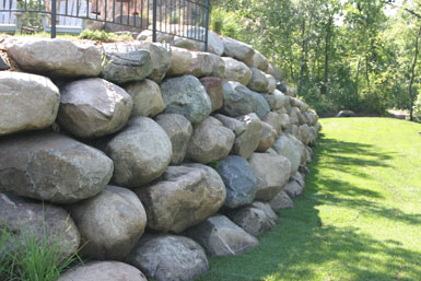 Retaining Walls Tier One Landscape